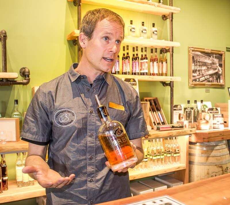 Okanagan Spirits Vernon BRBN with Tyler Dyck