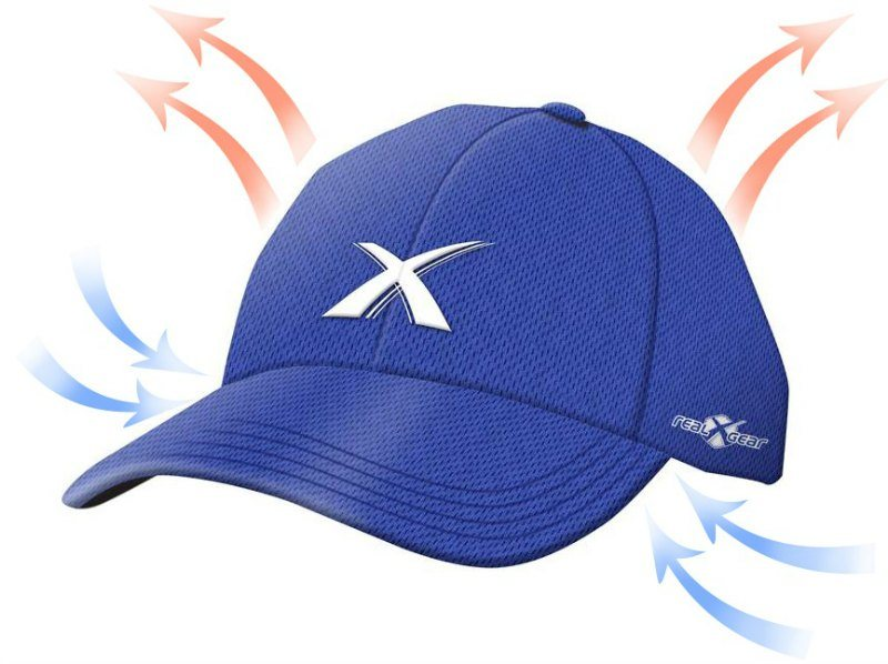 Real X Gear Cooling Cap