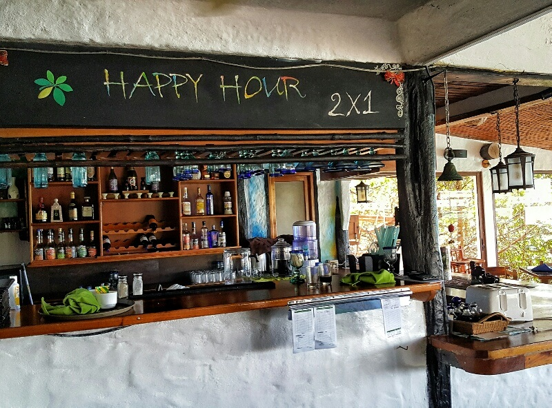 Red Mangrove Galapagos Happy Hour