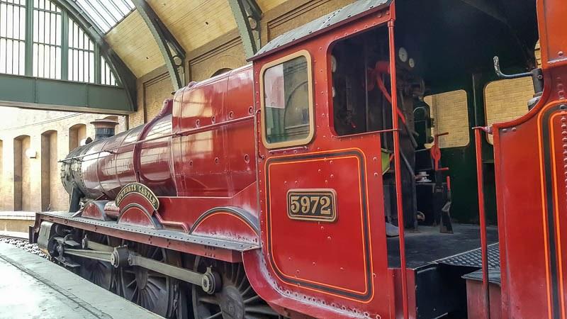 Universal Orlando Hogwarts Express