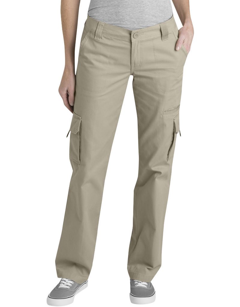 Dickies Womens Relaxed Cargo Pant