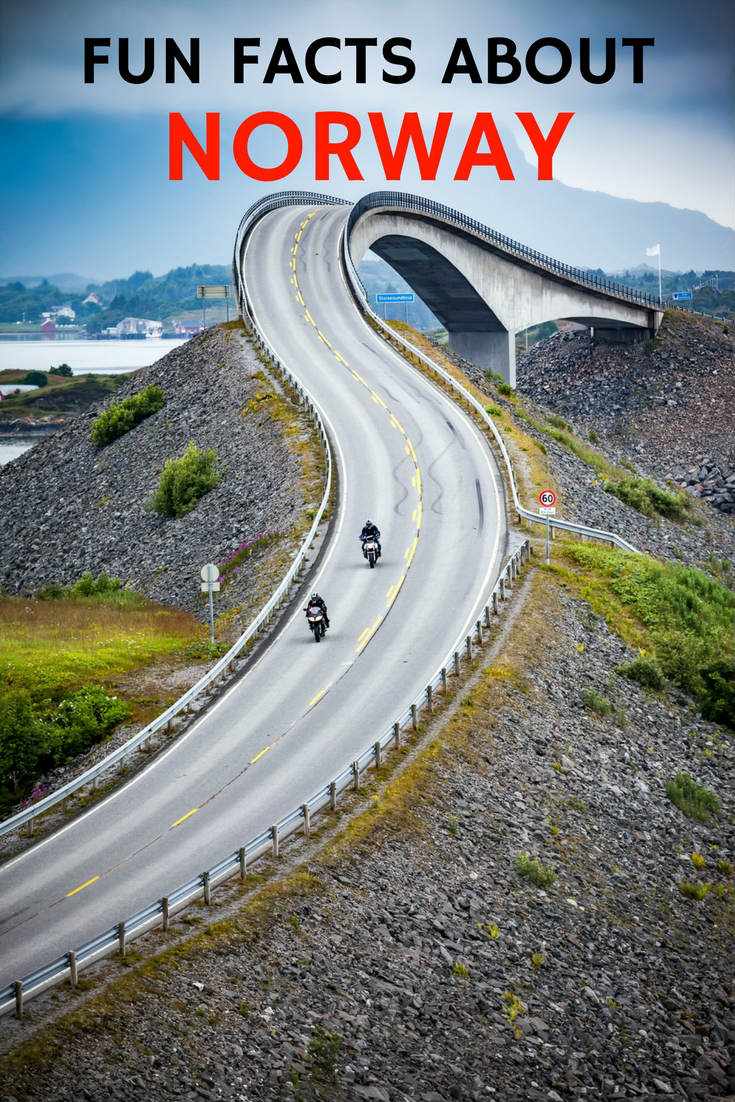 Fun Facts about Norway Atlantic Road in Norway