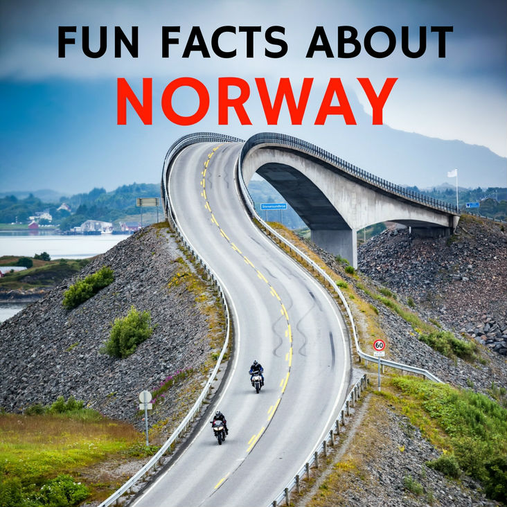 Fun facts about Norway SM