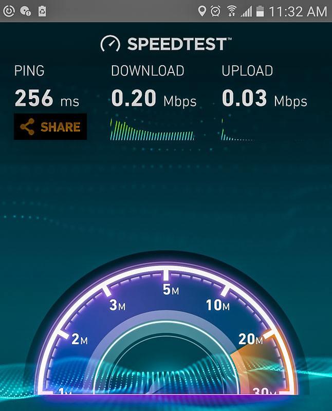 Hotel Albemarle Isabela Island Galapagos Internet speed