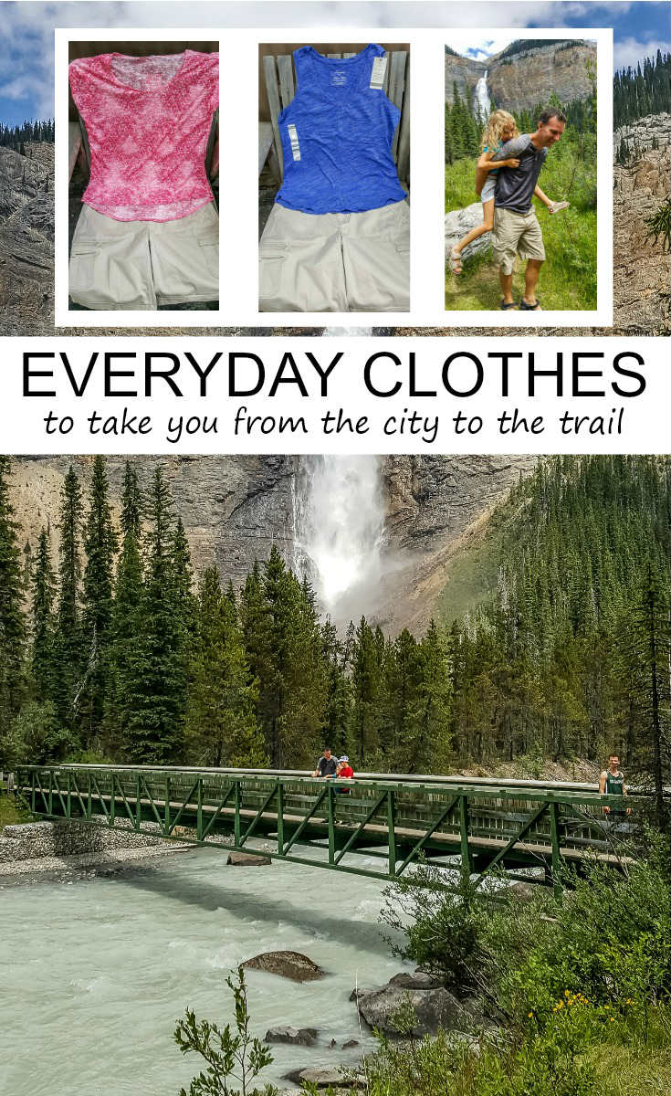 Everyday Clothes | everyday clothes for hiking | everyday wear | everyday casual outfits | everyday summer outfits | everyday wear clothes