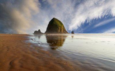 Canon Beach Oregon Coast DP