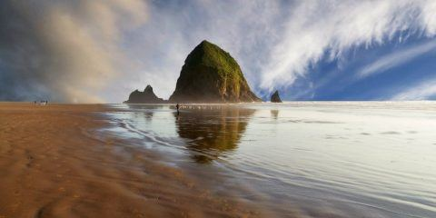 Canon Beach Oregon Coast DP