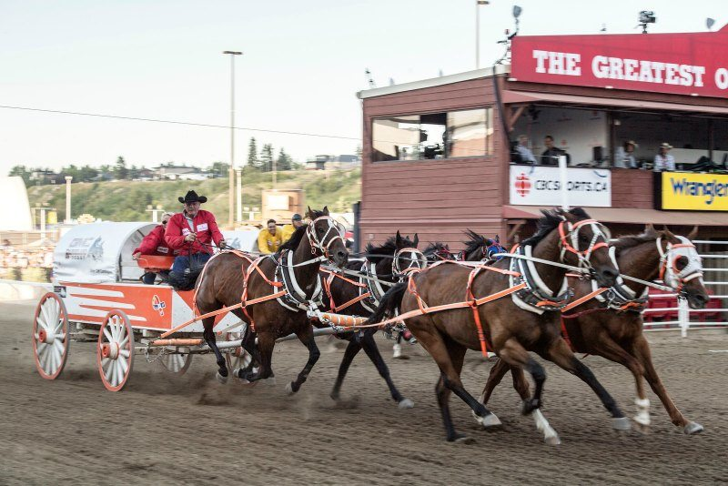 Rangeland Derby Calgary Stampede
