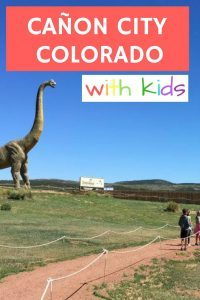 things to do in Canon City Colorado with kids