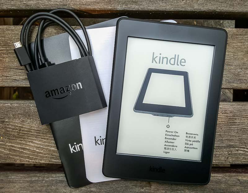 Why I Love My Kindle for International Travel
