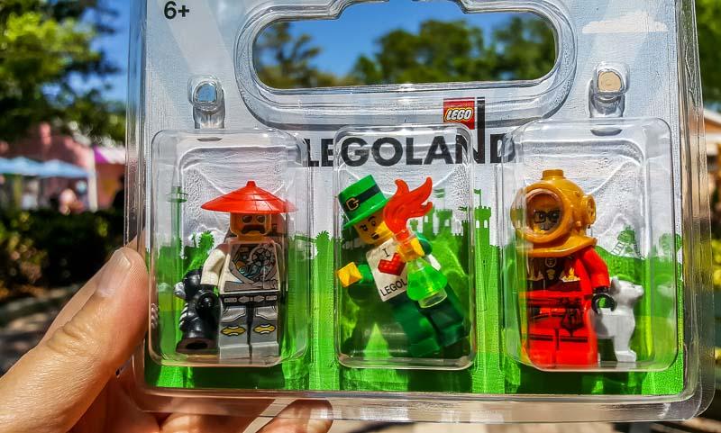 LEGOLAND Florida Minifigure Market