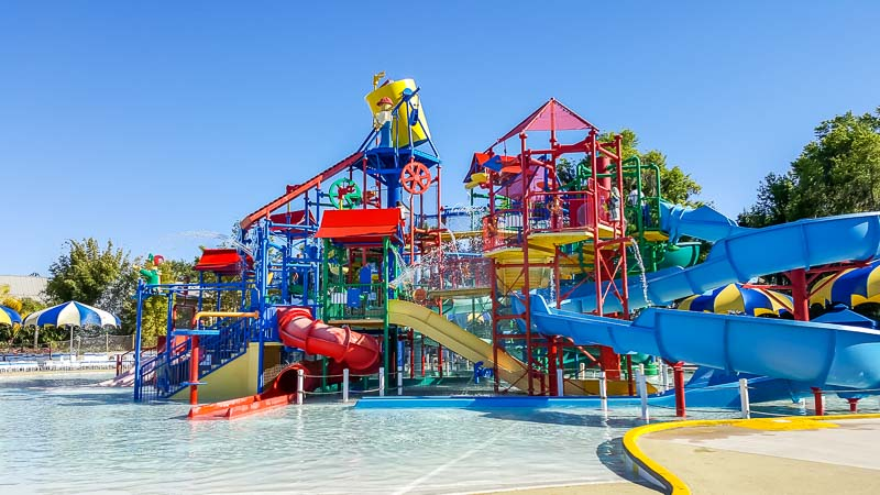 Water Park at LEGOLAND Florida