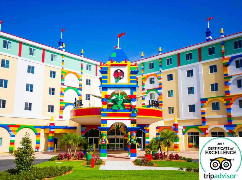 LEGOLAND Florida Resort - Outside