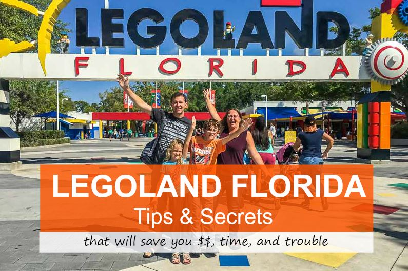 LEGOLAND Florida Tips and Secrets to Save You Time and Money
