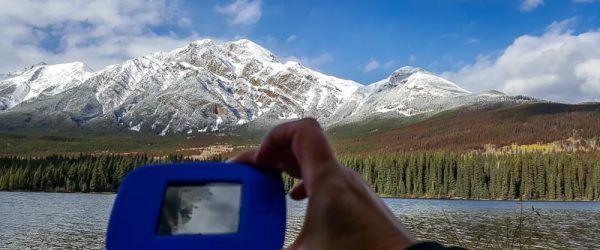 Using our Tep 4G in Jasper, Canada
