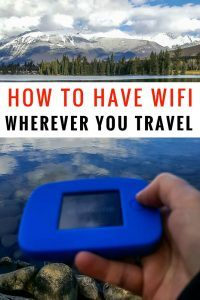 how to have pocket WiFi wherever you travel - international WifFi Hotspot with Tep 4G Wireless Pocket WiFi