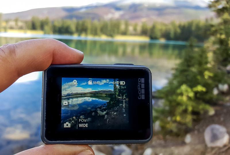 GoPro HERO6 Black touch screen