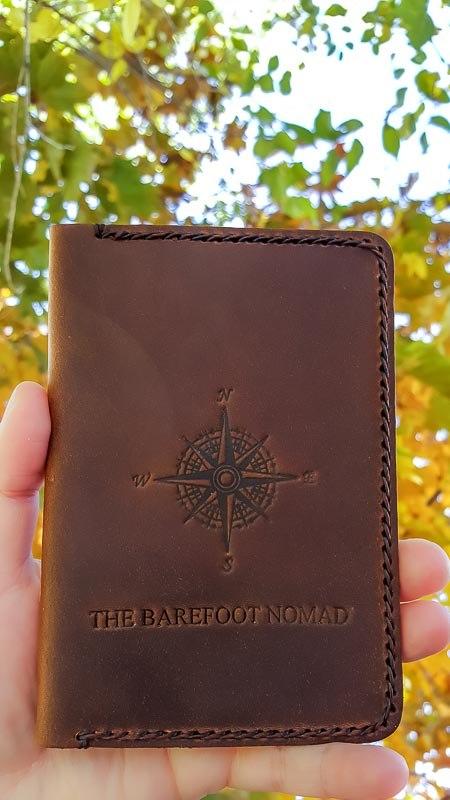 JooJoobs Passport Holder