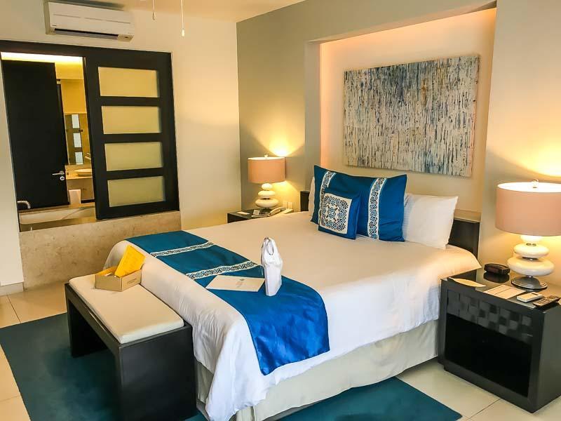 Marival master bedroom