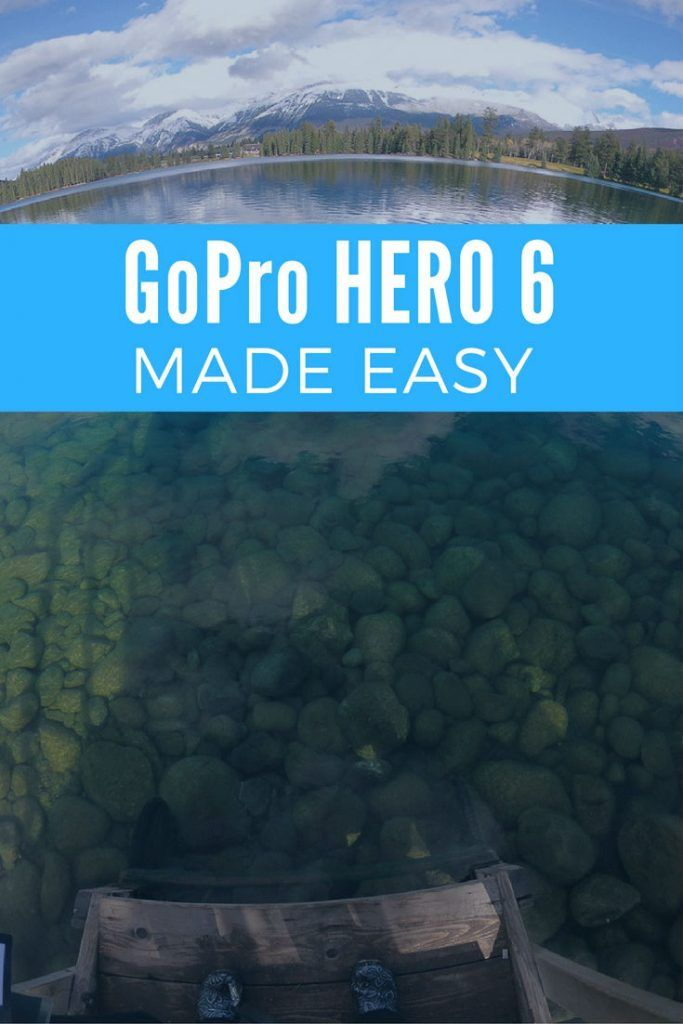The GoPro HERO 6 Black tips | GoPro HERO 6 tips | GoPro HERO 6 photos | GoPro HERO 5 Black #gopro #goprophotography