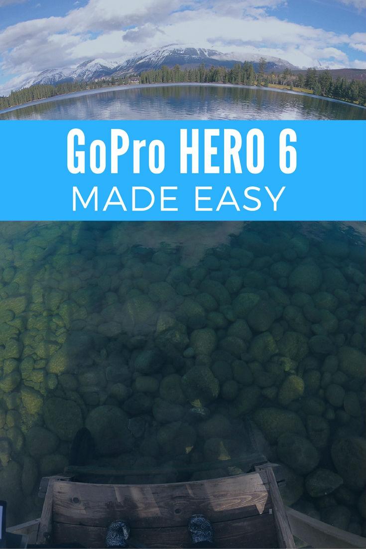 The GoPro HERO 6 Black tips | GoPro HERO 6 tips | GoPro HERO 6 photos | GoPro HERO 5 Black #gopro #goprophotography