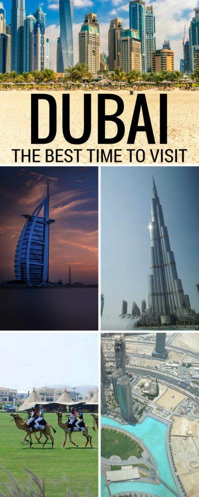 When is The Best Time To Visit Dubai? It's Not When You Think
