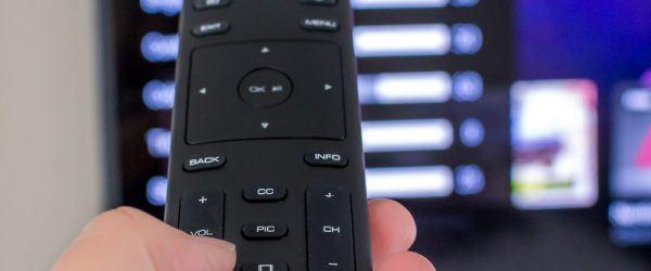 VIZIO TV and remote