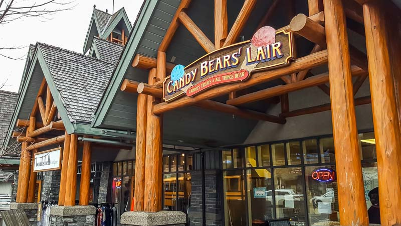 Candy Bear's Lair in Jasper