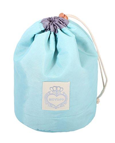 HOYOFO Bucket Barrel Travel Cosmetics Bag Review