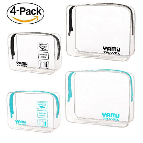 YAMIU TSA Approved Toiletry Bag Review