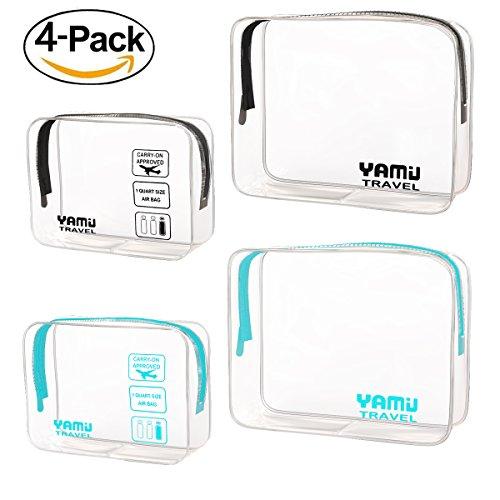 YAMIUTSA Approved Toiletry Bag Review
