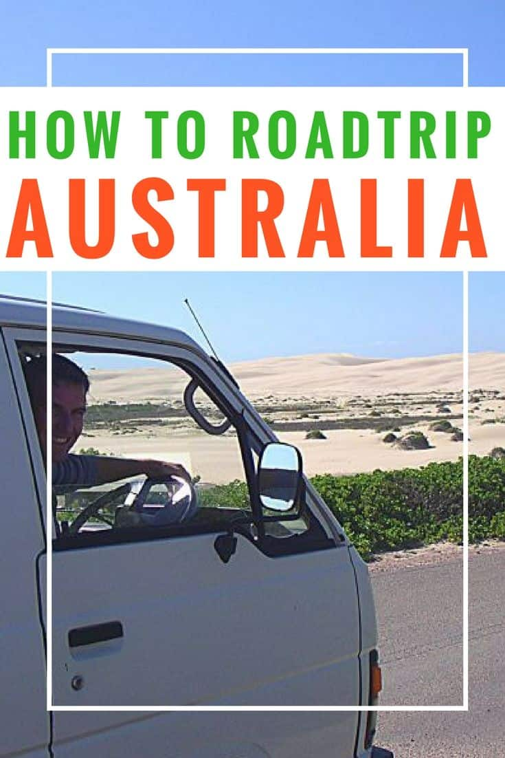 43eaa16d22 Guide to Driving Around Australia in a Campervan