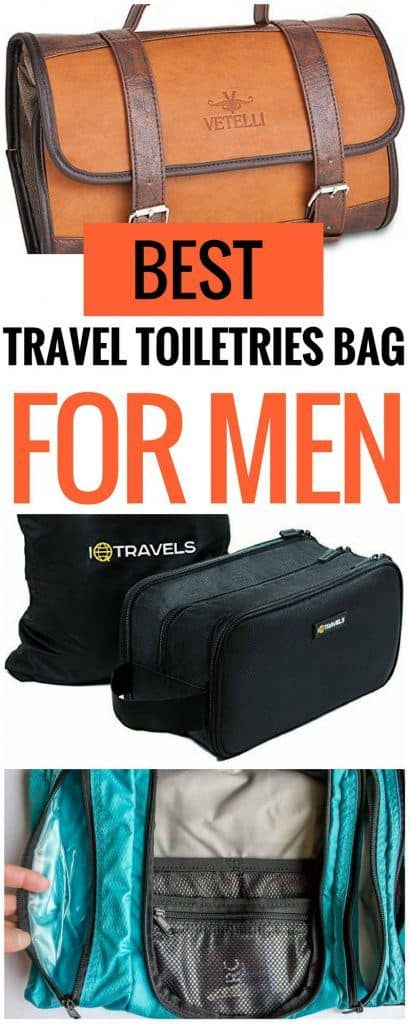 9720f37900c5 best travel toiletries bag for men. If you re traveling with a full shaving