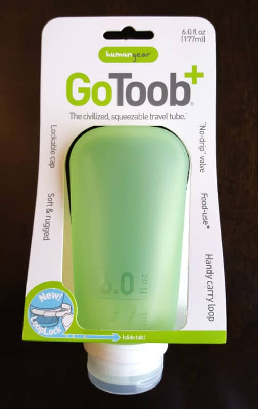 GoToob large in package