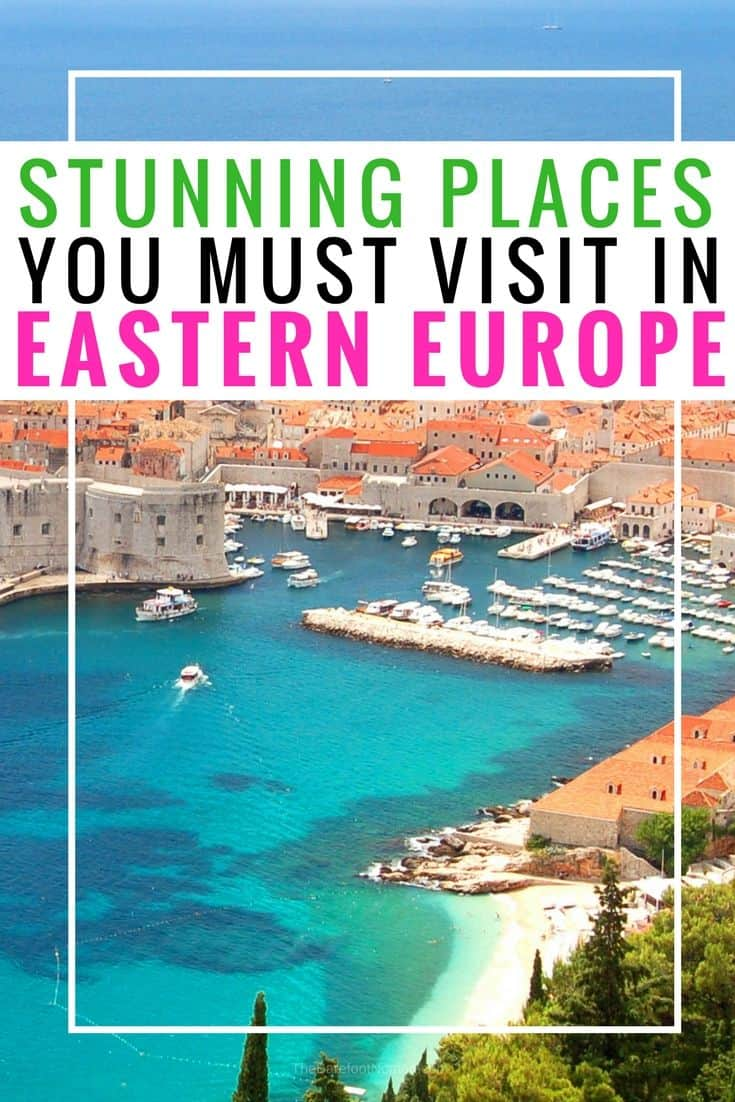 Stunning places you must visit in Europe. We share the must see cities in Europe that are some of our all time favorite Europe travel destinations. Beautiful photography and tips from Prague, Mostar, Belgrade, Budapest, Dubrovnik, Krakow and more! Prague, Mostar, Belgrade, Budapest, Dubrovnik, Krakow and more #europe #europeancountries #travel #traveltips #Prague