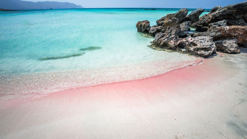 Elafonisi Beach Crete Greece DP