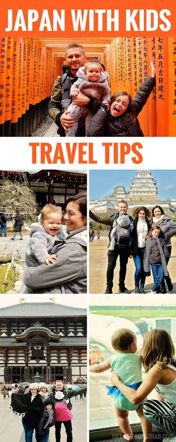 Insanely helpful Japan travel tips with kids