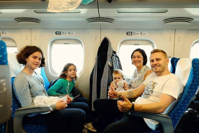 JR Train Seats