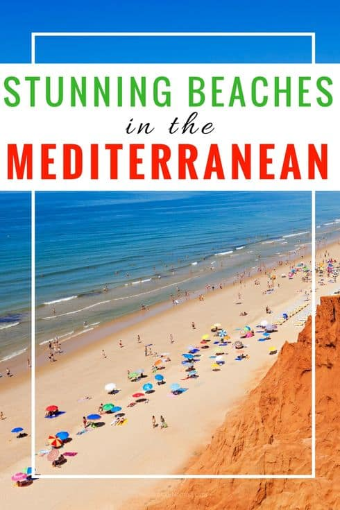 Mediterranean beaches you must visit