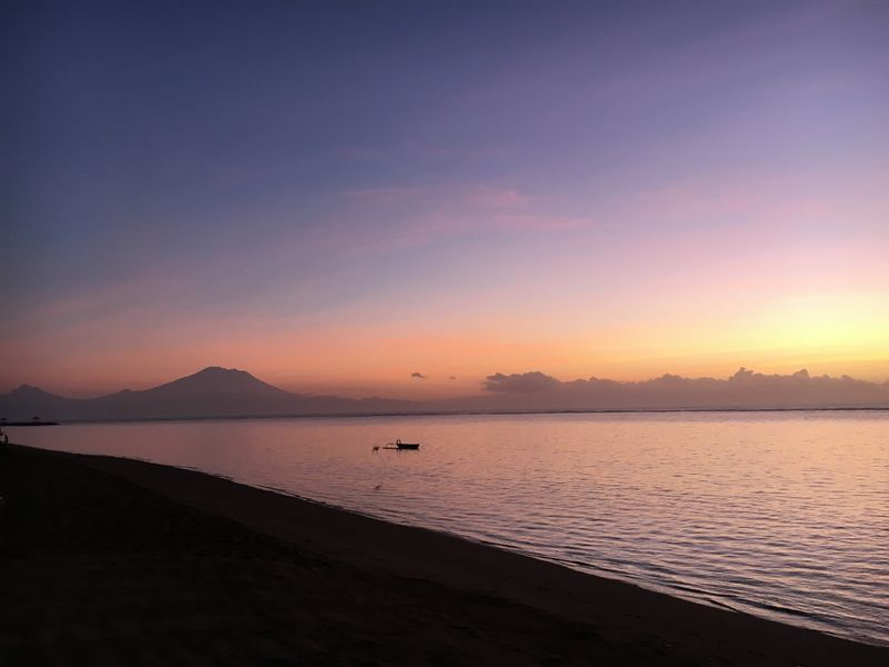Sanur Sunrise Bali