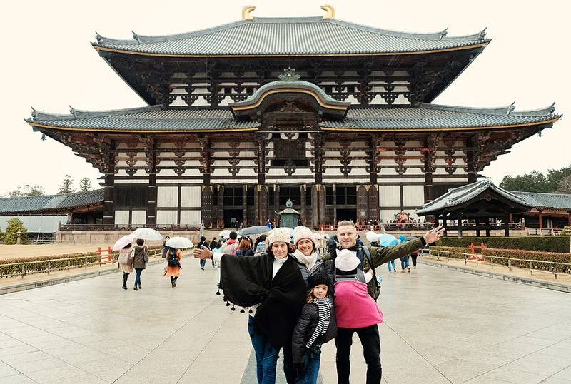 Todaiji-at-Nara-Deer-Park