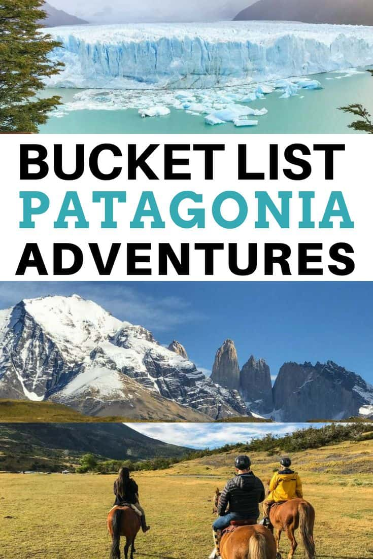 The best adventures in Patagonia to fuel your wanderlust Looking for the most amazing destinations in beautiful Patagonia? Helpful tips and stunning photos of the best of Patagoina, from hiking in Torres del Paine to visiting the Perito Moreno Glacier.