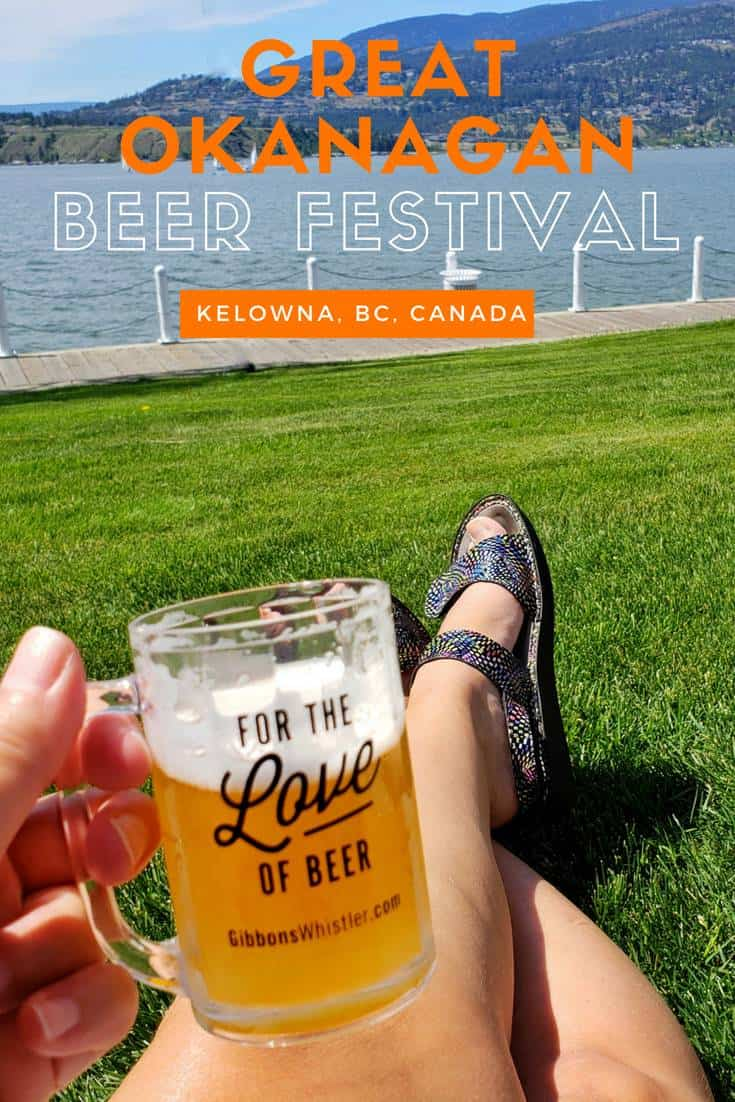 the Great Okanagan Beer Fest one of the most fun things to do in the Okanagan (2)