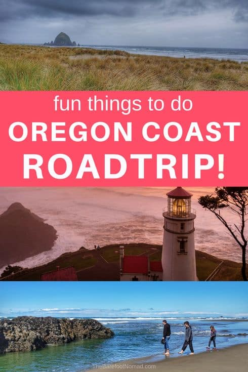 Are you looking for things to do on an Oregon Coast road trip? Check out the beautiful beaches, take wonderful hikes and drive along stunning highway 101! #Oregon #Adventure #Explore #Discover #Travel #Getaway #TravelTips #BestTravelTips #USA