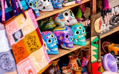Things to do in Playa del Carmen shopping for souvenirs