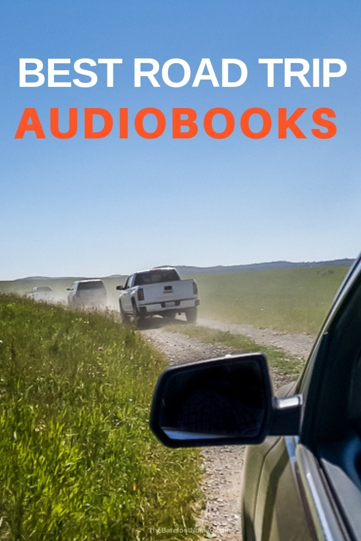 Audiobooks for roadtrips and travel that you will love