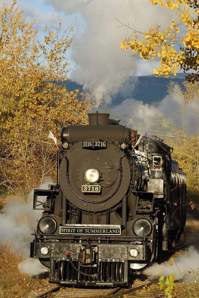 Kettle Valley Railway