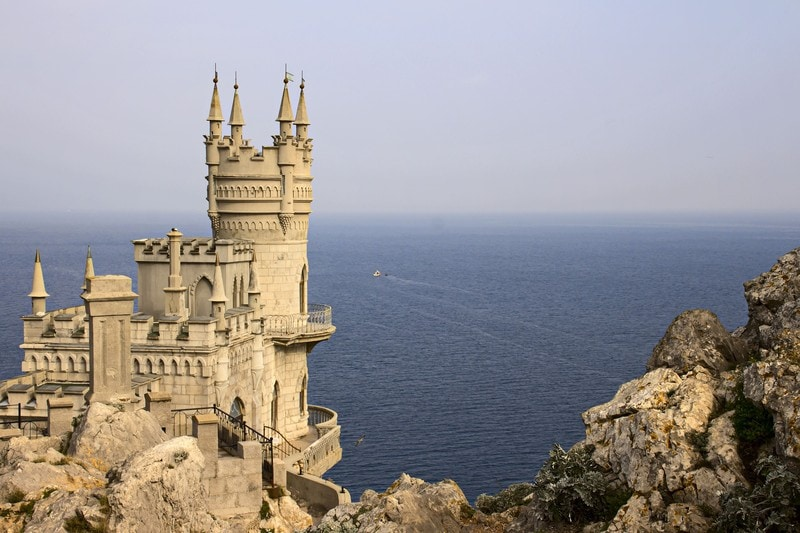 Swallows Nest in the Ukraine