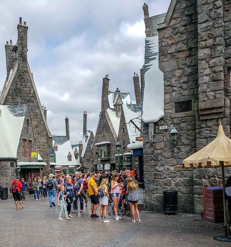 Harry Potter World California