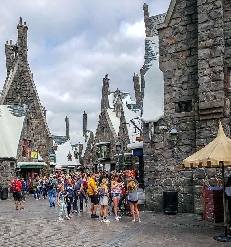 Harry Potter World California